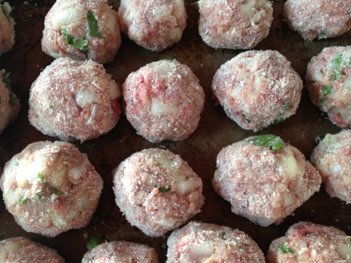 meatballsraw